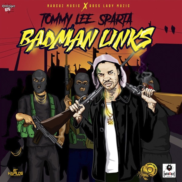 Badman Links - Single