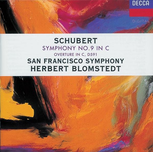 Schubert: Symphony No. 9 - Overture in C