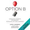 Sheryl Sandberg - Option B Grafik