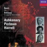 Lynn Harrell & Vladimir Ashkenazy - Sonata for Violin and Piano