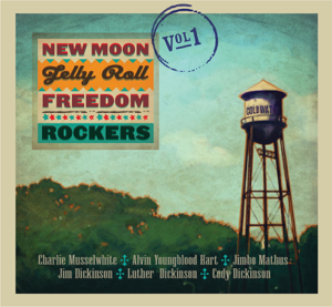 New Moon Jelly Roll Freedom Rockers - Strange Land feat. Charlie Musselwhite