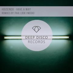 Have a Way (NICCKO Remix)