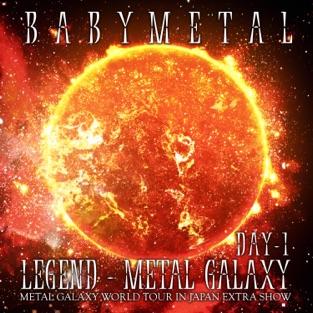 BABYMETAL – LEGEND – METAL GALAXY (DAY 1) [iTunes Plus AAC M4A]