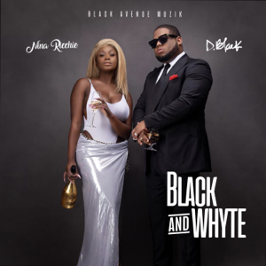 D-Black & Nina Ricchie - Black and Whyte