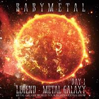 LEGEND - METAL GALAXY [DAY-1]