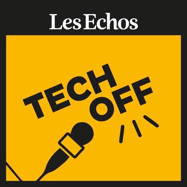 """Résultat de recherche d'images pour """"Tech-off – Les Echos podcast"""""""
