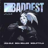 K/DA - THE BADDEST (feat. bea miller & League of Legends)