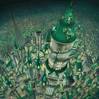Sano ibuki - emerald city artwork