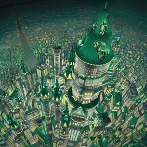Sano ibuki - emerald city