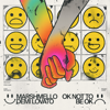 Marshmello & Demi Lovato - OK Not To Be OK artwork