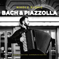 Nikola Djoric, Kurpfälzisches Kammerorchester & Hans-Peter Hoffmann - Bach & Piazzolla artwork