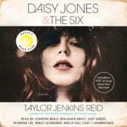 Daisy Jones & The Six: A Novel (Unabridged)