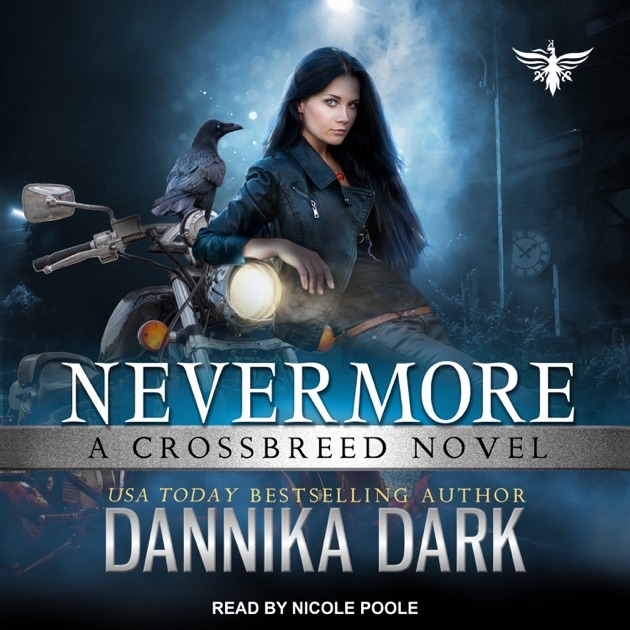 Nevermore A Crossbreed Novel