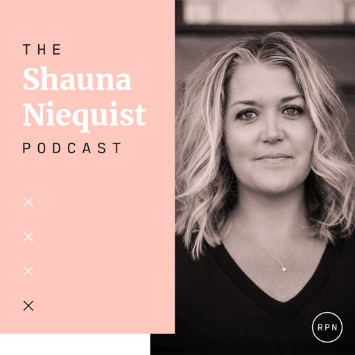 Cover image of The Shauna Niequist Podcast