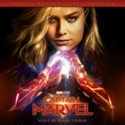 Captain Marvel (Original Motion Picture Soundtrack) - Pinar Toprak - Pinar Toprak