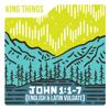 John 1:1-7 (English & Latin Vulgate) - King Things
