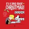 It s a David Benoit Christmas