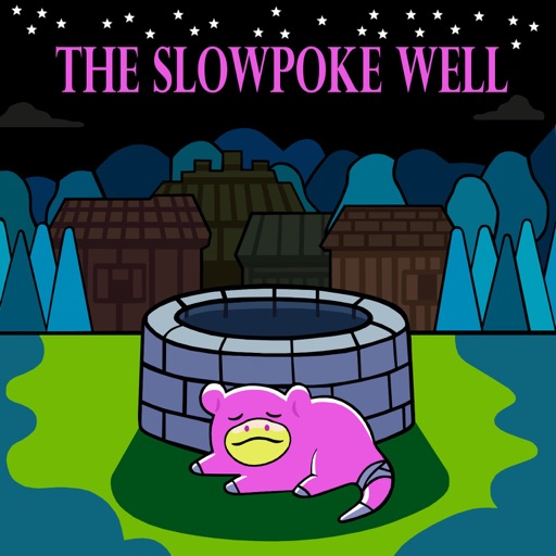 Cover image of The Slowpoke Well