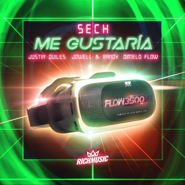 Me Gustaría (feat. Dímelo Flow) - Single