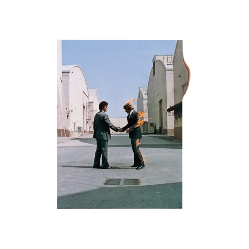 Art for Wish You Were Here by Pink Floyd