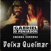 Gabriel o Pensador - Deixa Queimar (feat. Amanda Coronha) grafismos