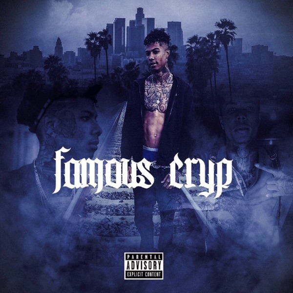 Famous Cryp Blueface album cover