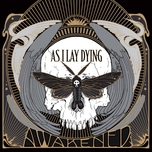 As I Lay Dying mit Whispering Silence