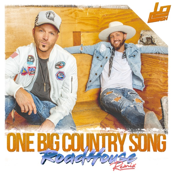 One Big Country Song (RoadHouse Remix) - Single