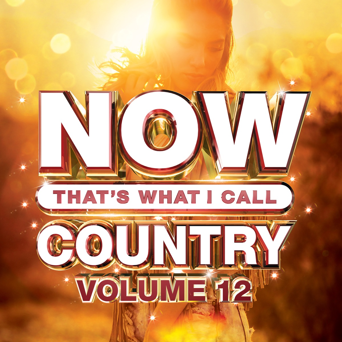 NOW Thats What I Call Country Vol 12 Various Artists CD cover