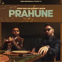 Prem Dhillon & Amrit Maan - Prahune - Single artwork