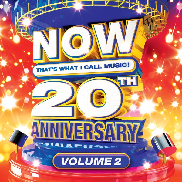 NOW That's What I Call Music! 20th Anniversary, Vol. 2 album image