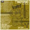 Tikiyaki minus orchestra - Sketches With Guitar and Bongos - EP  artwork