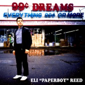 "Eli ""Paperboy"" Reed - Burn Me Up"