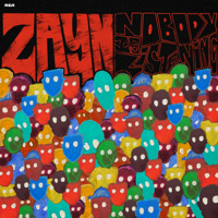 ZAYN - Nobody Is Listening artwork