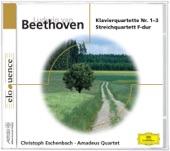 Ludwig van Beethoven - Ludwig van Beethoven: String Quartet in F major (arr. from Piano Sonata No. 9 in E major, Op. 14/1),