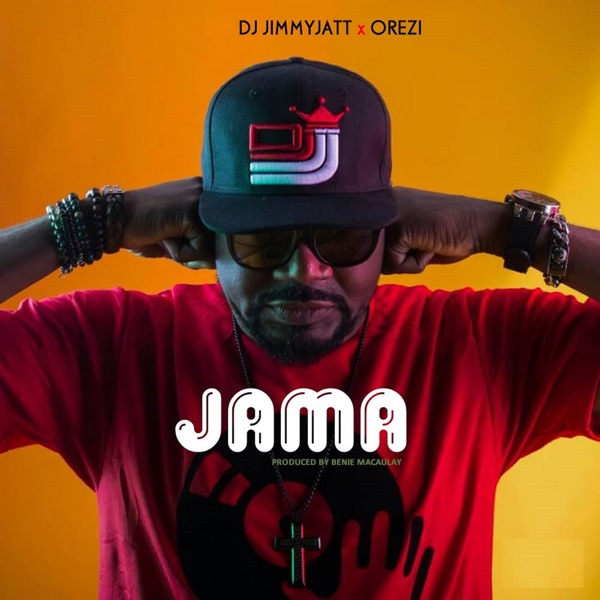 Jama (feat. Orezi) - Single