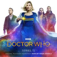 Segun Akinola - Doctor Who - Series 12 (Original Television Soundtrack) artwork