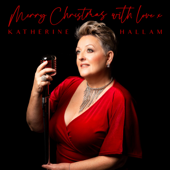 Merry Christmas, with love x - Katherine Hallam Cover Art