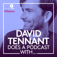 Podcast cover art for David Tennant Does a Podcast With…