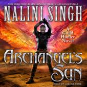 Archangel's Sun - Nalini Singh Cover Art