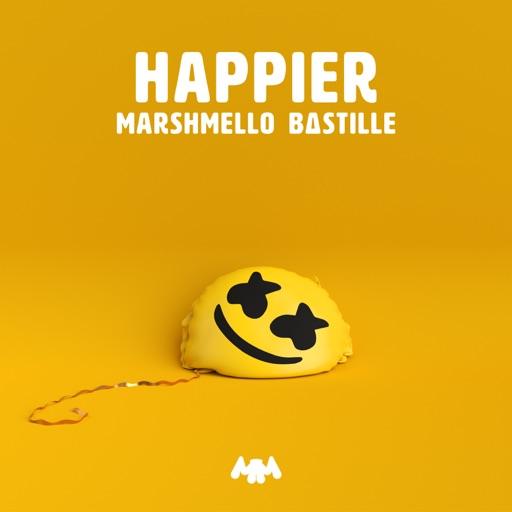 Art for Happier by Marshmello & Bastille
