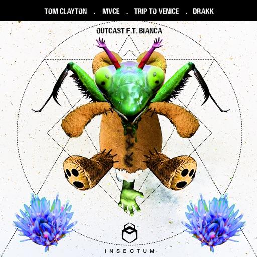 Outcast (feat. Bianca) - Single by MVCE & Tom Clayton