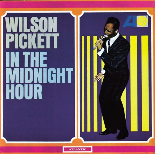 Art for In the Midnight Hour by Wilson Pickett