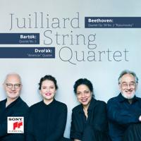 Juilliard String Quartet - Beethoven - Bartók - Dvořák: String Quartets artwork