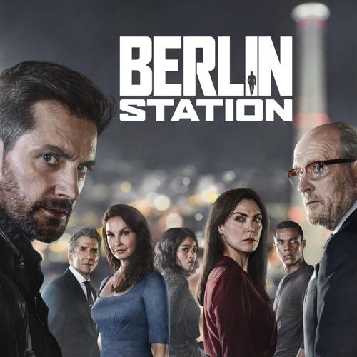 Berlin Station, Season 3 poster