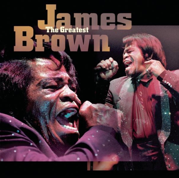 James Brown mit How Do You Stop