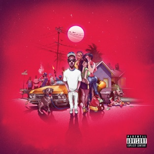 Blu - A Long Red Hot Los Angeles Summer Night (2019) LEAK ALBUM