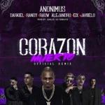 songs like Corazón Muerto (Remix) [feat. Rauw Alejandro, Eix & Javiielo]