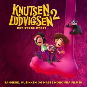 Various Artists - Knutsen & Ludvigsen 2 - Det store dyret