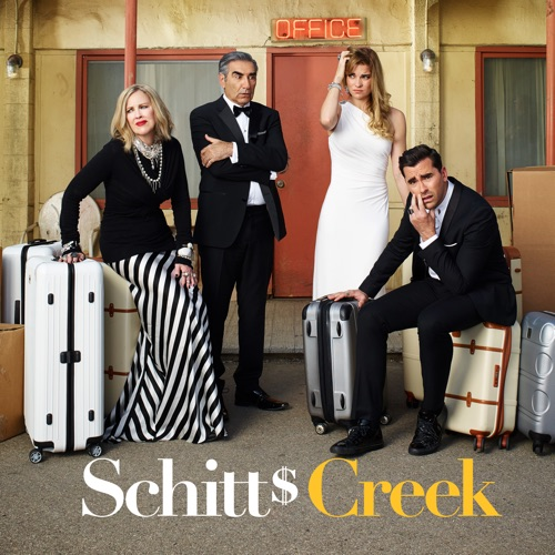 Schitt's Creek, Season 1 poster